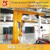 Factory price 360 degree rotating jib crane for sale