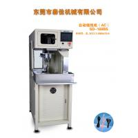 China Cable Winding Machine Adjusted Length Safety AC Type 8 Form Wire Wrapping Machine on sale