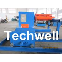 Quality Full Automatical Uncoiler Curving Machine With Loading Capacity of 5 / 7 / 10 / 15 Ton for sale