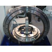 Quality Compact Design Internal Gear Aerial Lifts slewing ring bearing ( 408 - 4726mm ) for sale