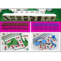 Quality Infrared  Marked Mahjong Cheating Devices Normal Size Gambling Accessories for sale
