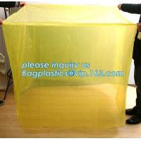 China LDPE 100mic clear plastic anti aging UV resistant dust proof waterproof reusable pallet cover, Dust proof Waterproof Pla on sale