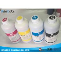 Quality DX-4/5 Head Roland Eco Solvent Inks Wide Format Printing Anti Oxidation 1 Liter Per Bottle for sale