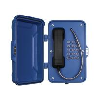Quality IP67 Outdoor Industrial Waterproof Telephone Tunnel Emergency Phone for sale