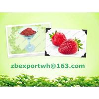 China Strawberry juice powder on sale