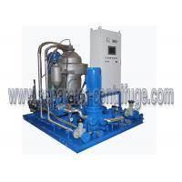 Quality Three Phase Fuel Oil Handling System , Vertical Laboratory Centrifuge for sale