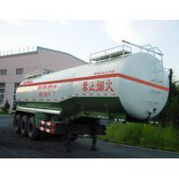 Quality Completed 12.5 m 30.1 t 3-axis trailer tanker JC9402GYY for sale