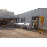 Quality 14kw Electric Energy Saving Sawdust Rotary Dryer For Rice Hull , Wood Shavings for sale