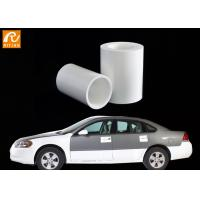 Quality Car Paint Surface Automotive Protective Film Medium Adhesion 6 Months Anti UV for sale