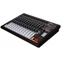 Buy Professional Audio Mixer , 12 channel DJ music mixer with DSP I12 at wholesale prices
