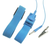 Quality Cordless Hypoallergenic Polyester Anti Static Wrist Strap for sale