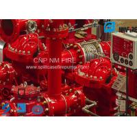 Quality Horizontal Diesel Engine Driven Fire Pump Centrifugal 1500GPM@140PSI for sale