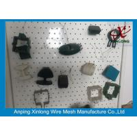 Quality Various Matching Fence Post Accessories Customized Colors / Size for sale