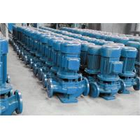 Quality Vertical and horizontal type blue cast iron or stainless steel  submersible pipeline pump for sale