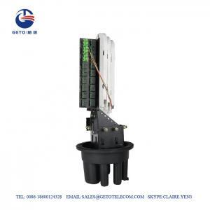Quality Waterproof 144 Cores FTTB Dome Fiber Optic Splice Closure for sale