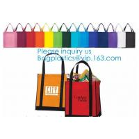 China Wholesale Recycle Hand Bag Non Woven Bag, Custom Colorful Tote Shopping Non Woven Carrier Bag,Tote Recycle Non Woven Bag on sale