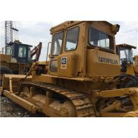 Quality Japan Second Hand Bulldozers With Ripper, Used Caterpillar Bulldozer For Sale for sale