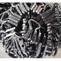Buy High Temperature Resistant  Bottom Ash Conveyor Clean Chain Snap Ring at wholesale prices