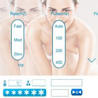 3 In 1 808nm Diode Laser Hair Removal Machine Stationary Ce & Iso Approval for sale