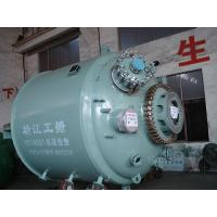 Quality Smooth surface glass lined chemical , pharmaceutical reactors -0.1Mpa~1Mpa Pressure for sale
