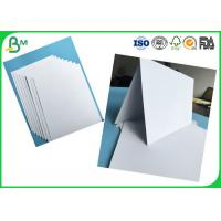 Quality Tear Resistant 400g -1000g Double Coated Duplex Board Glossy For Printing With White Color for sale