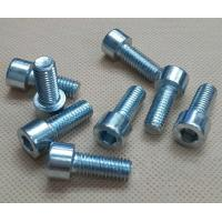 Quality Zinced Stainless Steel Bolts and Nuts / socket head bolts For go kart for sale