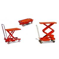 Quality New Design Small Hydraulic Scissor Lift Table Hydraulic Table Lift Aerial Work Platform for sale