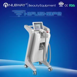 China ultrasound weight loss vertical HIFUSHAPE bodyshape liposuction reviews on sale