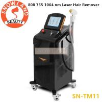 Quality Pain free laser hair removal machine 808 diode laser for sale