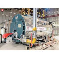 Quality Swimming Pool Oil Hot Water Boiler Heating System , Gas Fired Hot Water Boiler for sale