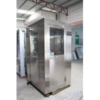 Quality Right Turn Or Left Turn Door L Type Cleanroom Air Shower for sale
