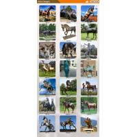 garden horse statues for sale