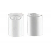 Quality JL-CP101 20/415 White Disc PP Material ISO9001 20 415 Cap Flip Top for sale