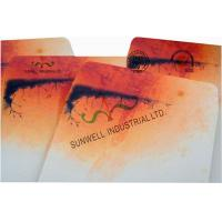 Quality Double Window Custom Packaging Envelopes Multi Colors Autumn Full Printing for sale