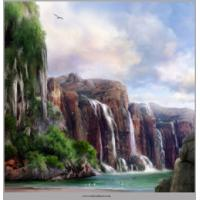Quality wall painting unframe painting for sale