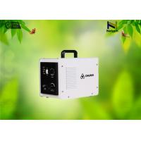 Buy cheap Hotel / Car / Bedroom Health Ozone Generator Disinfect Fresh Air Purifier from wholesalers