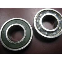 Quality Single Row Deep Groove Ball Bearings to Forklift , Open and Sealed Type for sale