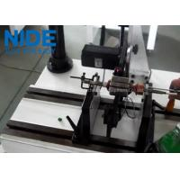 Buy Middle Type Armature Dynamic Balancing Equipment For Vacuum Cleaner Motor Rotor at wholesale prices