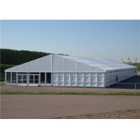 Quality 20mx35m Business Fire Proof Custom Event Tents With Roof Linings for sale
