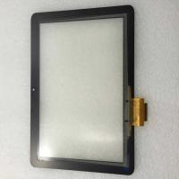 Quality 10.1 Inch Capacitive Tablet Touch Panel With Black Frame Perfect Surface for sale