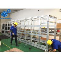 Quality OEM Aluminium Profile Automatic Lifter And Elevator For Logistic Moving for sale