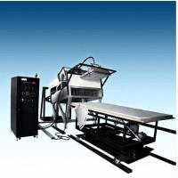 Building Test Instruments : Sl fl stainless steel roof building materials combustion