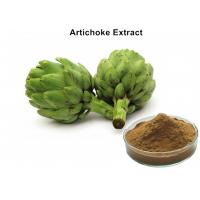 Quality Artichoke Leaf Extract Plant Extract Powder Cynarin And Chlorogenic Acid For Weight Loss for sale