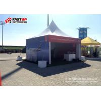 Buy Durable Large Industrial Tents , Heavy Duty Tents For Events Wind - Proof at wholesale prices