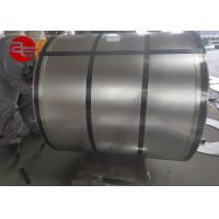 Quality Soft Hardness Cold Rolled Steel Coil / 2mm Thick Galvanized Plain Sheet for sale