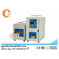 Quality High Frequency Induction Heating Machine For Short Circuit Rings Brazing for sale