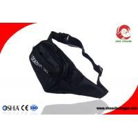 Quality High Quality Safety Lockout Waist Bag Made From Polyester Fabrics Can Customize The Logo Information for sale