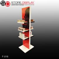 Quality Double sides floor display rack in the market for sale