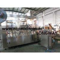 China Small Scale Plastic Bottle Carrot Juice Filling Machine/Machinery on sale
