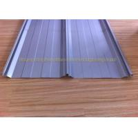 Quality Anti Scratch House Industrial Corrugated Roofing Sheets 600mm - 1250mm Width for sale